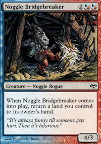 Noggle Bridgebreaker - Eventide