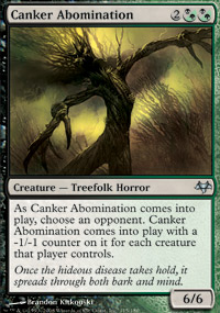 Canker Abomination - Eventide