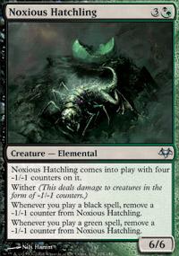 Noxious Hatchling - Eventide