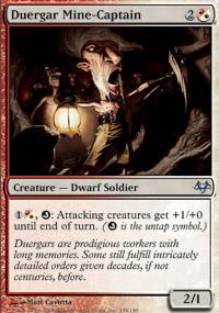 Duergar Mine-Captain - Eventide