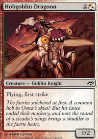 Hobgoblin Dragoon - Eventide
