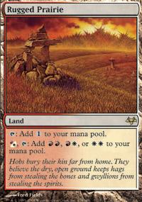 Rugged Prairie - Eventide