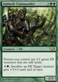 Ambush Commander - Elves vs. Goblins