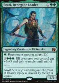 Ezuri, Renegade Leader - Elves vs. Inventors