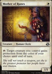 Mother of Runes - Elspeth vs. Kiora