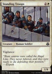 Standing Troops - Elspeth vs. Kiora