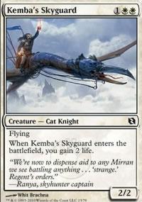 Kemba's Skyguard - Elspeth vs. Tezzeret