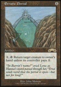 Erratic Portal - Exodus