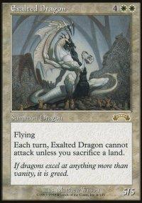 Exalted Dragon - Exodus