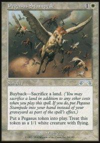 Pegasus Stampede - Exodus