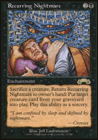 Recurring Nightmare - Exodus