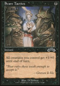 Scare Tactics - Exodus