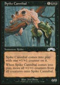 Spike Cannibal - Exodus