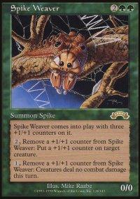 Spike Weaver - Exodus