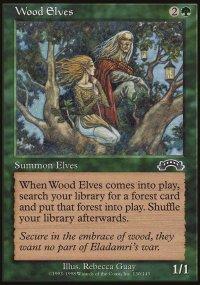 Wood Elves - Exodus