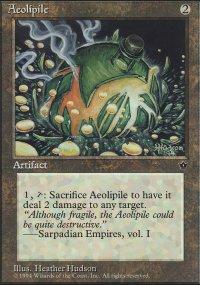 Aeolipile - Fallen Empires
