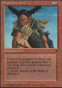 Brassclaw Orcs 2 - Fallen Empires