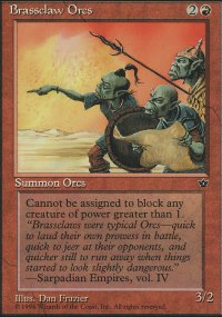 Brassclaw Orcs 3 - Fallen Empires