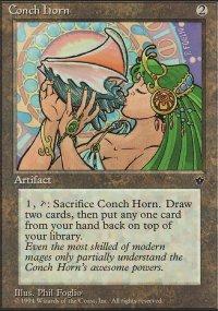Conch Horn - Fallen Empires