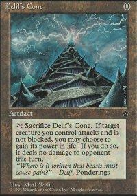 Delif's Cone - Fallen Empires