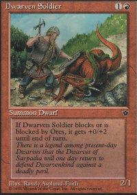 Dwarven Soldier 2 - Fallen Empires
