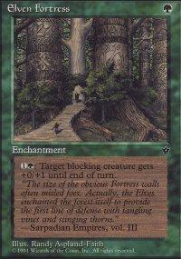 Elven Fortress 1 - Fallen Empires
