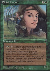 Elvish Hunter 3 - Fallen Empires