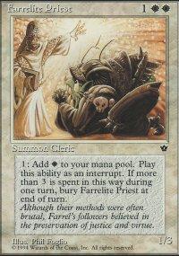 Farrelite Priest - Fallen Empires