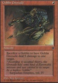 Goblin Grenade 3 - Fallen Empires