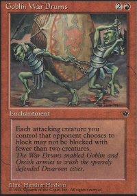 Goblin War Drums 2 - Fallen Empires