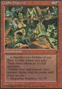 Goblin Warrens - Fallen Empires