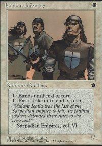 Icatian Infantry 3 - Fallen Empires