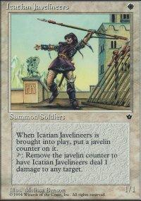 Icatian Javelineers 2 - Fallen Empires