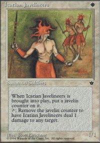 Icatian Javelineers 3 - Fallen Empires