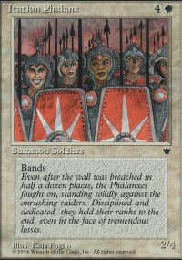 Icatian Phalanx - Fallen Empires