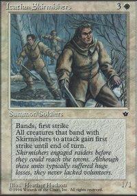 Icatian Skirmishers - Fallen Empires