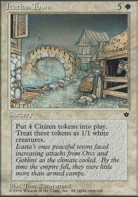 Icatian Town - Fallen Empires