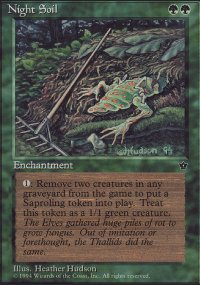 Night Soil 2 - Fallen Empires