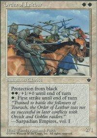 Order of Leitbur 3 - Fallen Empires