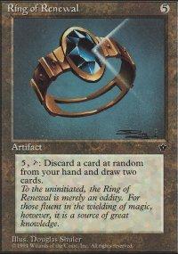 Ring of Renewal - Fallen Empires