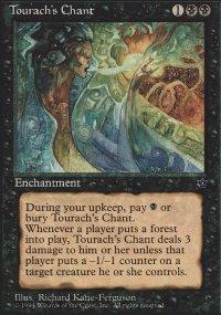 Tourach's Chant - Fallen Empires