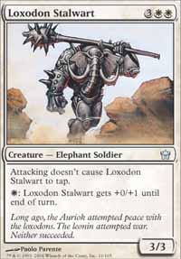 Loxodon Stalwart - Fifth Dawn