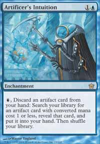 Artificer's Intuition - Fifth Dawn