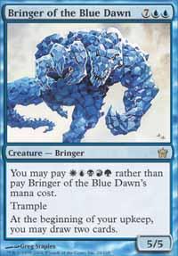 Bringer of the Blue Dawn - Fifth Dawn