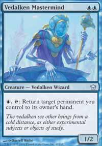 Vedalken Mastermind - Fifth Dawn
