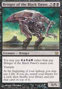 Bringer of the Black Dawn - Fifth Dawn