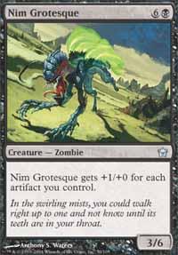 Nim Grotesque - Fifth Dawn