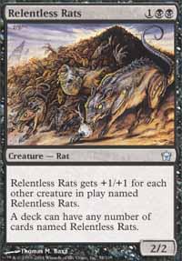 Relentless Rats - Fifth Dawn