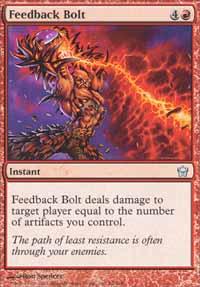 Feedback Bolt - Fifth Dawn