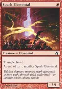 Spark Elemental - Fifth Dawn